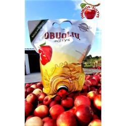 Obuolių sultys