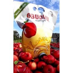 Obuolių-aviečių 5l sultys