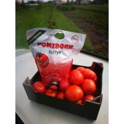 Pomidorų sultys su salieru